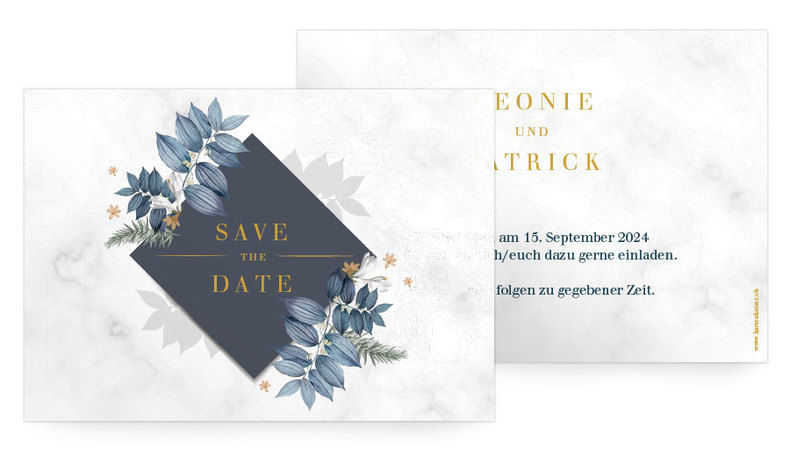 Save the date 210015